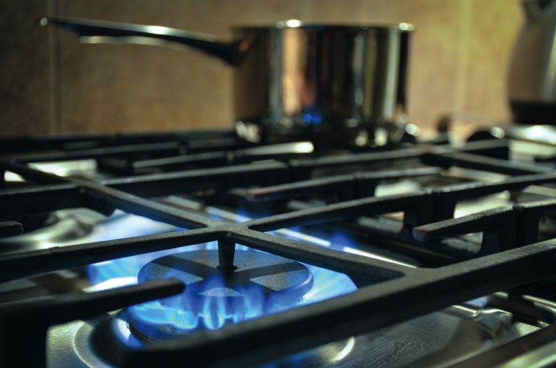 Photo Credit: COURTESY: OSU - A recent study has found a link between gas ranges and childhood asthma.