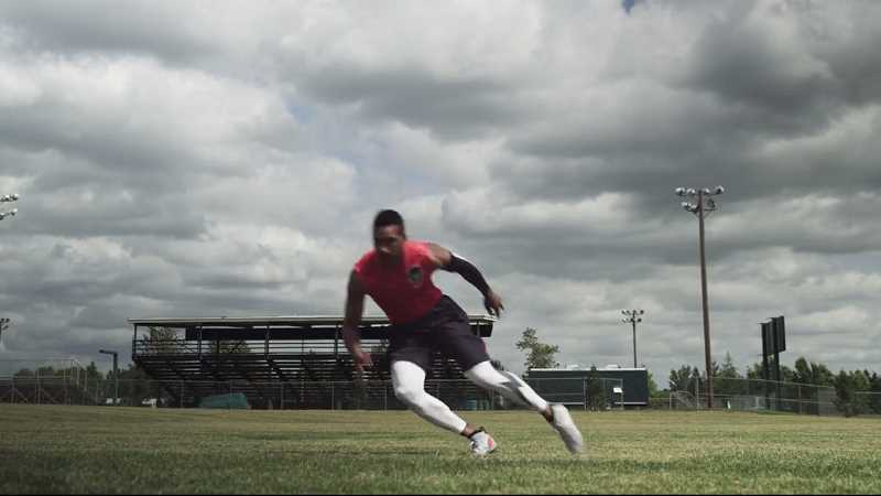Tigard High School's sports fields are featured in a new prom-themed advertisement by Nike Football. The ad was released on Twitter on Friday.