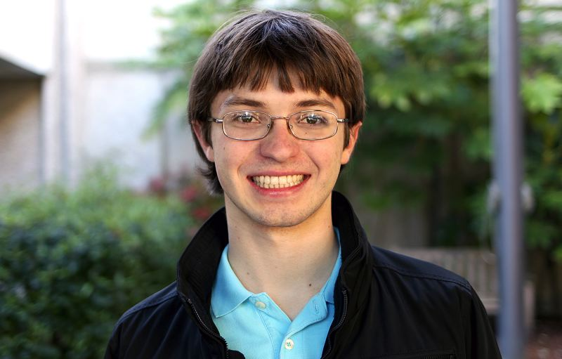 SUBMITTED PHOTO - Valley Catholic senior Kevin Alexander was recently named a 2015 National Merit Scholar.