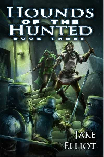 COURTESY PHOTO  - Jake Elliot will read from his book Hounds of the Hunted in Hillsboro Saturday. Five other authors will also appear at Three Mugs Brewing.