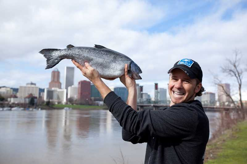 COURTESY OF FLYING FISH CO. - Flying Fish Co. owner Lyf Gildersleeve's 'Flying Fish Food Revolution' Kickstarter campaign seeks to raise $50,000 by Aug. 23.