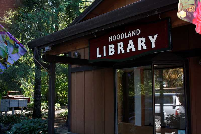 Image result for Hoodland Library, East Welches Road, Welches, OR