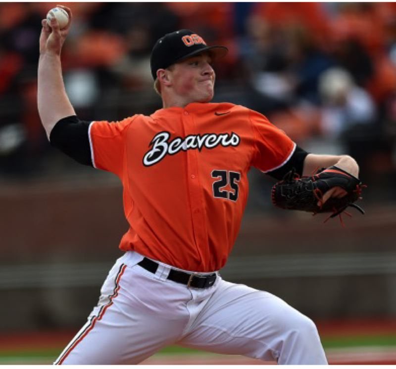 Oregon State baseball's blend of vets, youth leads to optimism for 2016