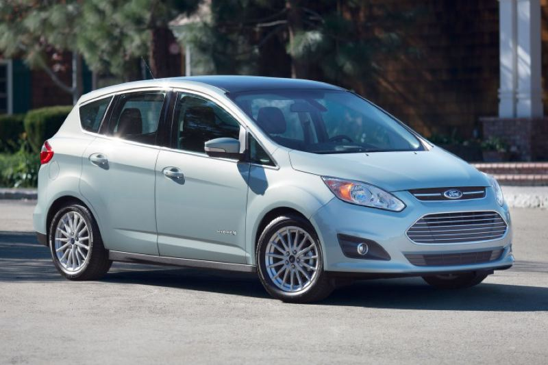 Ford Motor Company The 2016 C Max Hybrid Is A Stylish Green Alternative