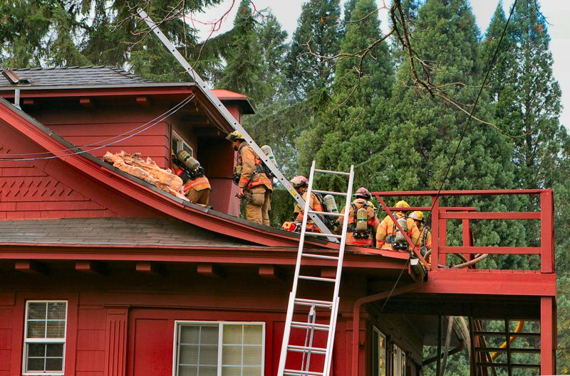 Ancient wiring blamed in Sellwood apartment house fire