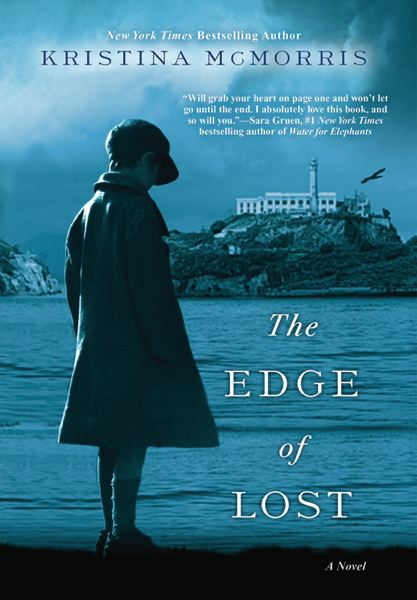 COURTESY PHOTO - 'The Edge of Lost' is about Alcatraz Island.