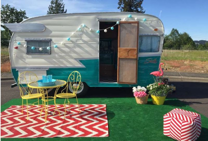 Vintage Trailer Resort >> Pamplin Media Group A Blast From The Past