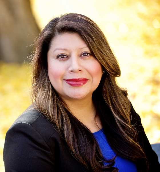 COURTESY PHOTO: TERESA ALONSO LEON - Woodburn City Councilor Teresa Alonso Leon has filed to run as a Democratic candidate for Komp's seat in the House.