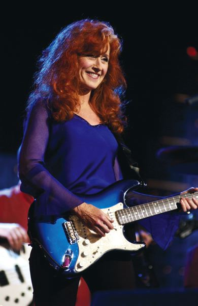 COURTESY PHOTO - Bonnie Raitt plays in Portland for the Sould Out Festival in April.