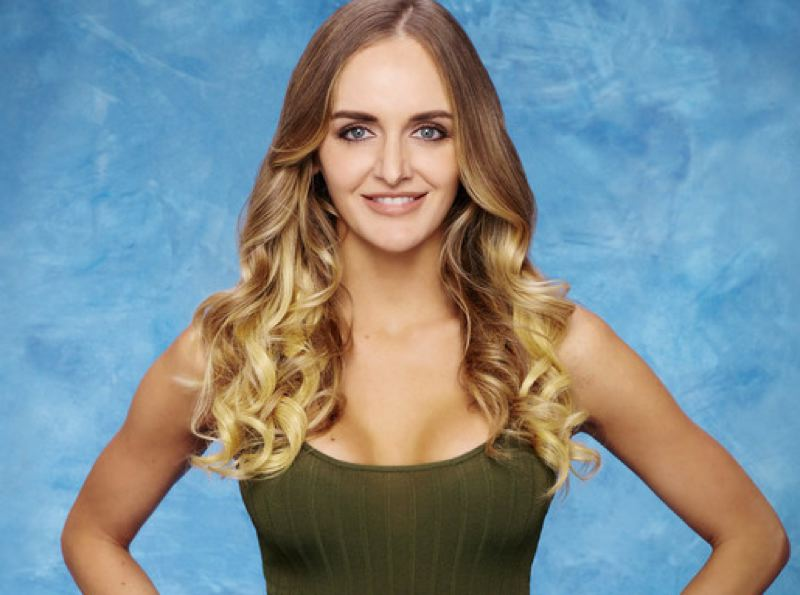 COURTESY PHOTOS: ABC/THE BACHELOR - Amanda Mandi Kremer of Portland is quite the character on the season 20 of The Bachelor.