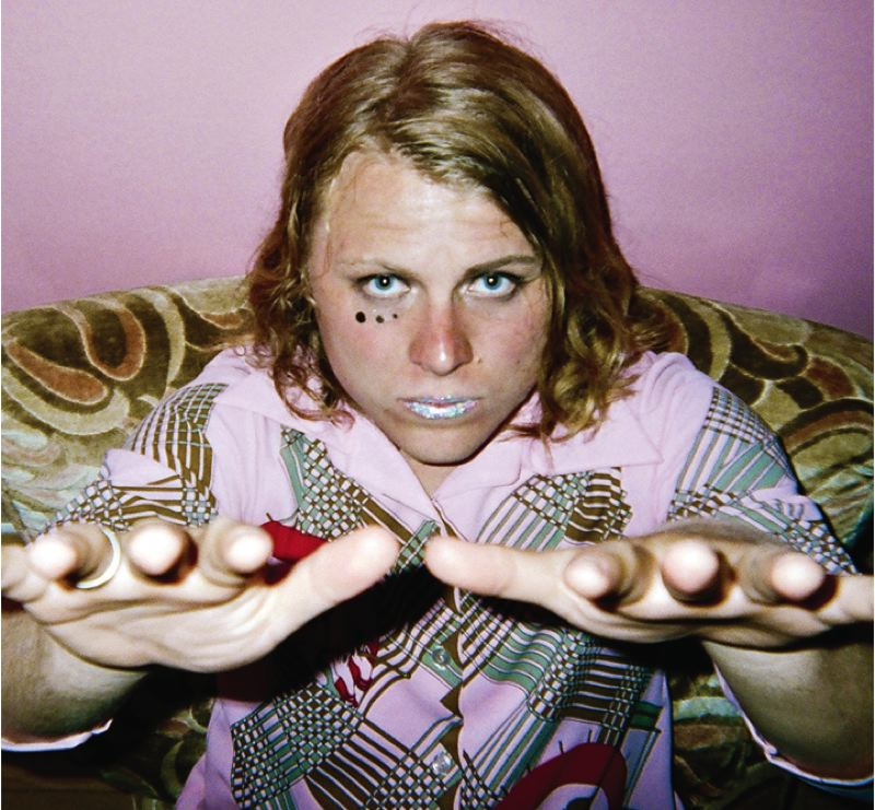COURTESY: DENEE PETRACEK - Garage rocker Ty Segall will play Aladdin Theater, Jan. 23, a day after releasing a solo album.