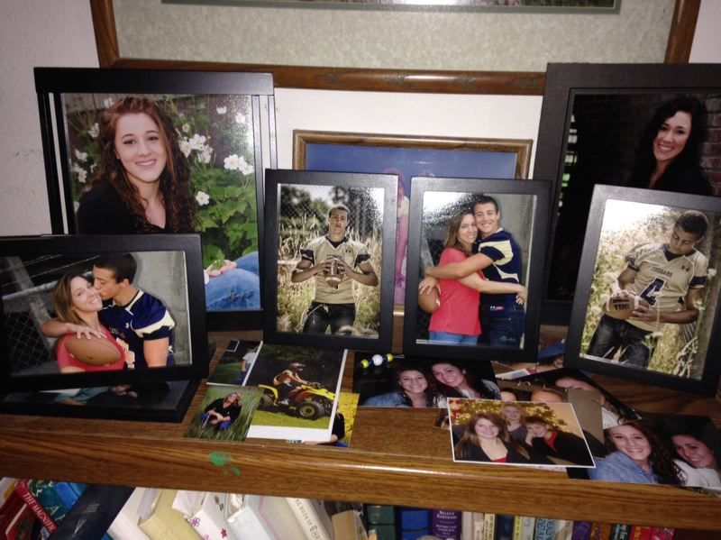 COURTESY: SCHLATTER FAMILY - Since his death on Jan. 17, the Schlatter family has been going through photos and more of son/brother AJ's life.