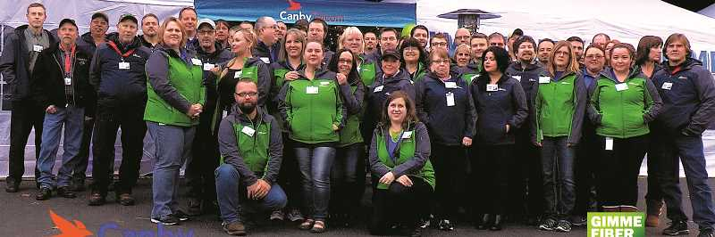 CANBY TELCOM - Staff