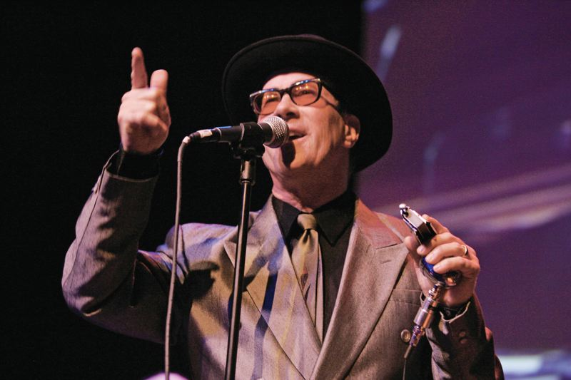 COURTESY PHOTO - Mark Hummel and other harmonica greats play the Aladdin Theater, Feb. 3.