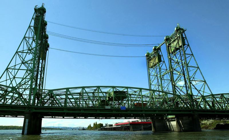 PORTLAND TRIBUNE FILE PHOTO - Congestion is growing again on the aging I-5 bridge as the economy continues to recover.