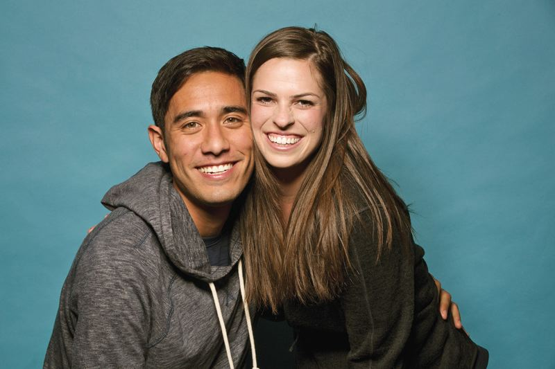 COURTESY: CBS - Portland-area native Zach King and wife Rachel will be watching The Amazing Race as fans after participating in the reality show.