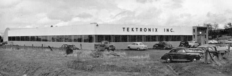 SUBMITTED PHOTO - Tektronix has a history that stretches from just after World War II to deep into today's digital revolution. The Beaverton-based company's products have helped innovators develop some of today's technological marvels.