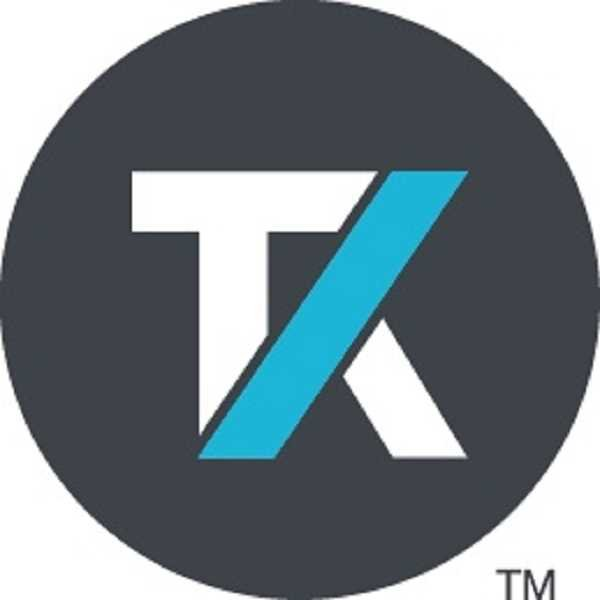 Tektronix recently unveiled a more modern look for its logos, including this 'monogram' version.