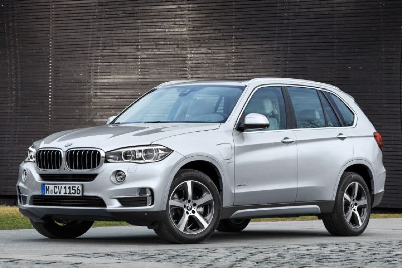 Pamplin Media Group Test Drive 2016 Bmw X5 Xdrive40e