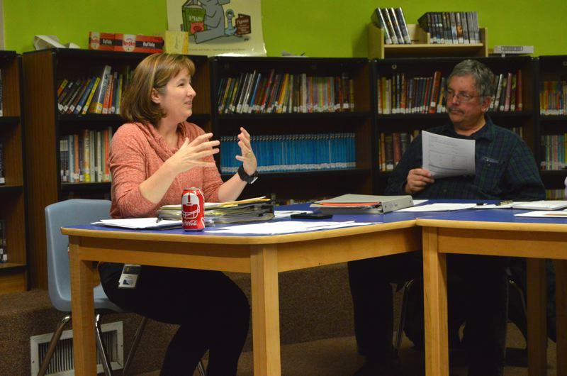 Pamplin Media Group - Sauvie Island Academy to change daily schedule