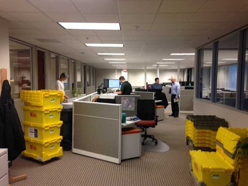 SUBMITTED PHOTO: OREGON STATE TREASURY - The Oregon State Treasury relocated its Tigard office this week to Upper Boones Ferry Road, which the agency said will better serve Oregonians.