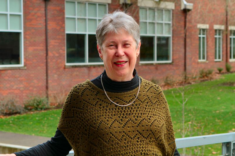 DAVID F. ASHTON - Reed College Professor of Music Virginia Hancock, retiring at the end of the current academic year, reflects on her quarter-century of teaching at the school.