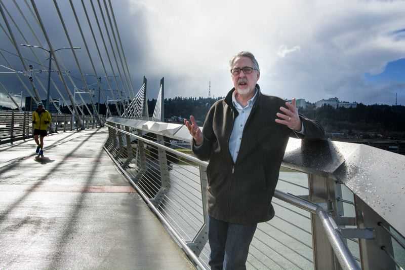 PAMPLIN MEDIA GROUP: JOHN M. VINCENT - Are there storm clouds on the horizon for Portland's top-places rankings? If you ask researcher Bert Sperling, the answer is an unequivocal 'yes.' Sperling designs many of the studies that lead to the rankings.