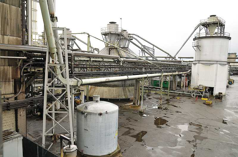 GARY ALLEN - New owner WestRock ceased operations at the Newberg paper mill in November.