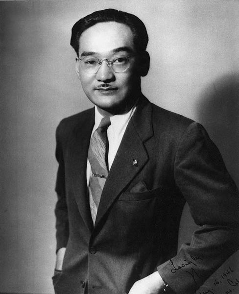 COURTESY PHOTO: YASUI FAMILY - Portland attorney Minoru Yasui was the first Japanese American admitted to the Oregon State Bar. A walk to honor his March 1942 civil disobedience is planned Monday, March 28.