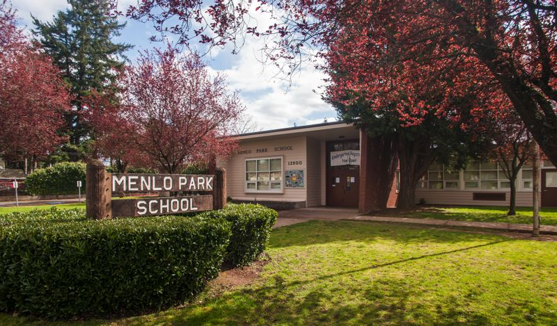 TRIBUNE PHOTO: JOSHUA KULLA - David Douglas School Districts Menlo Park Elementary School came out in a national report as the Portland school doing the most to close the achievement gap between low-income and upper-income students.