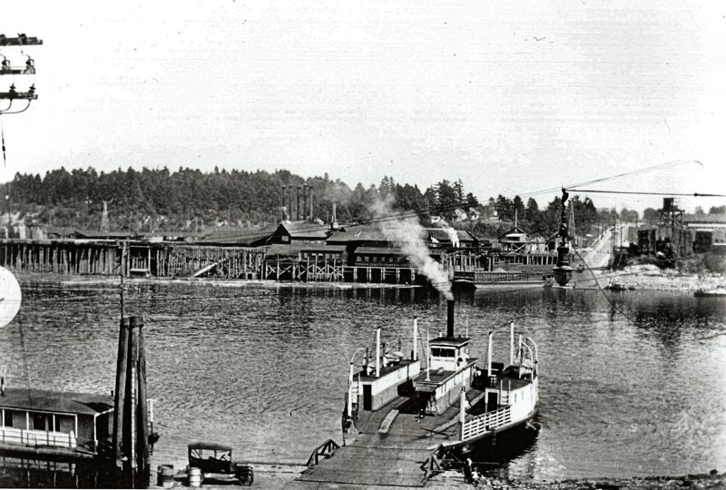 A Ferry Landing, a Park, and a Factory: What's in a Name?