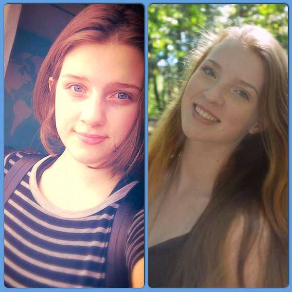 COURTESY PHOTO - Samantha Cadd (left) died in a car accident south of Gaston on April 6. Her sister Stephanie Cadd (right) is recovering from multiple injuries.