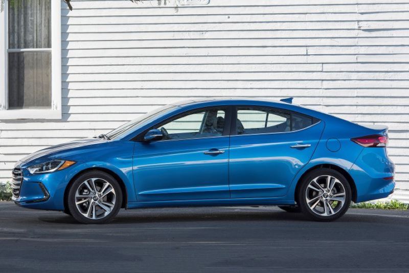 Hyundai Motor Company The 2017 Elantra Is One Of Best Looking Compacts On