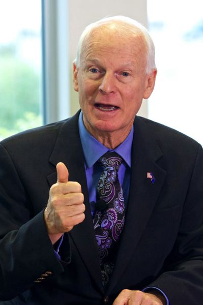 TRIBUNE FILE PHOTO - Former state Rep. Dennis Richardson won the GOP nomination to the secretary of state's post Tuesday evening.