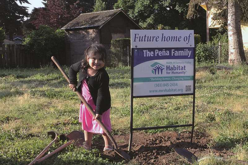 Habitat to begin first Woodburn home building in almost 10 years