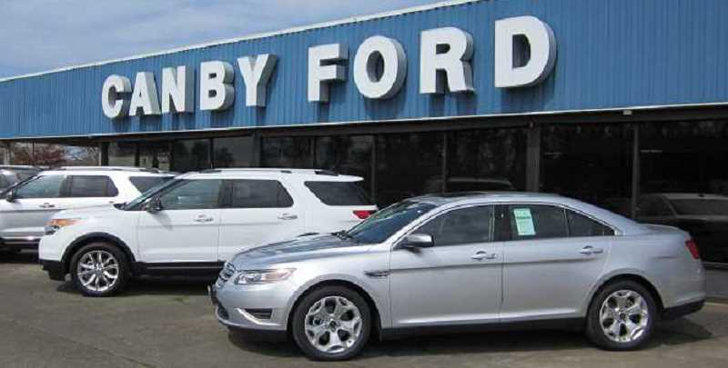 CANBY FORD - There's always something new at Canby Ford. Stop by today!