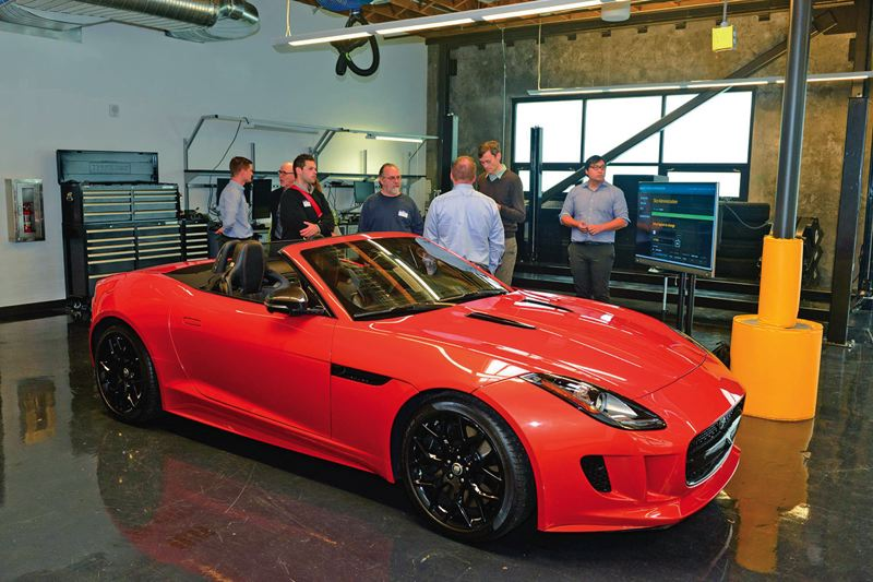 Pamplin Media Group - Jaguar Land Rover doubles down on startups and