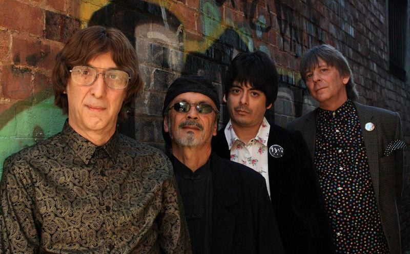 COURTESY: ANNE LAURENT - The Flamin' Groovies headline the June 24 portion of Nuggets Night.