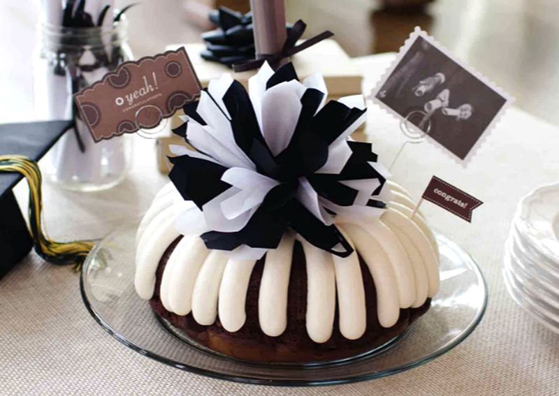 SUBMITTED PHOTO - Cakes at the newly opened Nothing Bundt Cakes location - in Beaverton Town Square at 11624 S.W. Beaverton Hillsdale Hwy. - come in a variety of different sizes and 40 different flavors.