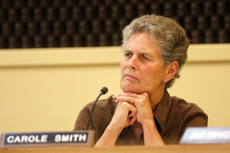 TRIBUNE FILE PHOTO - PPS Superintendent Carole Smith announced her plan to retire after the next school year.