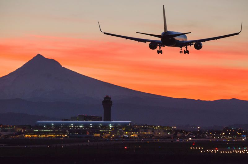 TRIBUNE FILE PHOTO - Portland International Airport has won the top spot in Travel + Leisure magazine's Best Airport honors for the third straight year.