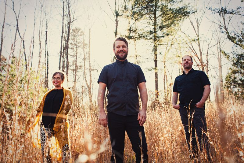 COURTESY: HEATHER HAMBOR - The Jon Stickley Trio is one of many notable acts at the Northwest String Summit, the annual event at Horning's Hideout in North Plains, July 14-17.