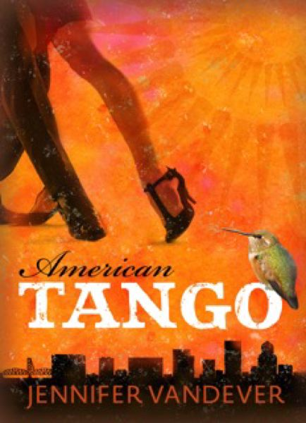 COURTESY IMAGE - It's 'American Tango,' by Jennifer Vandever.