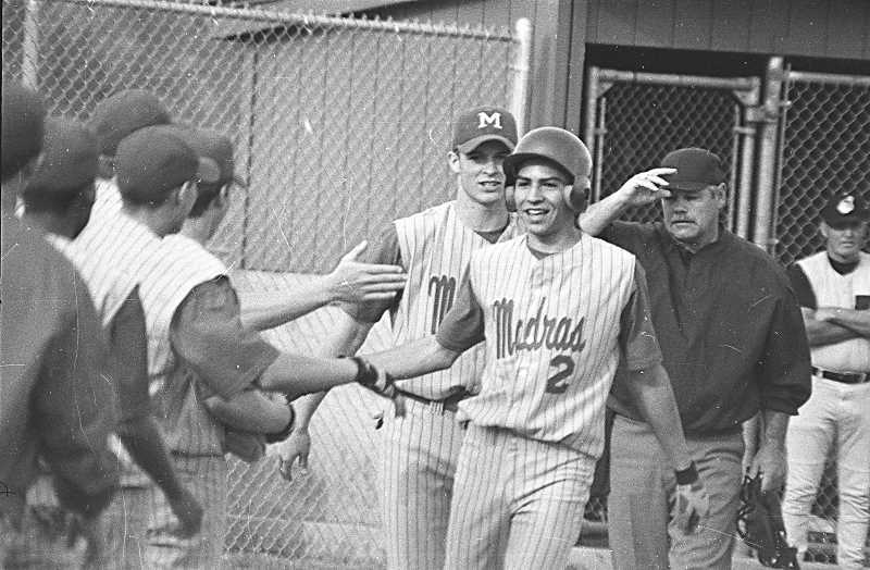 MADRAS PIONEER PHOTO - Who will be part of the first class enshrined in the Madras Athletic Hall of Fame next February? That is anyone's guess at this point, but there are plenty of possible selections. Just a few that would warrant consideration include Jacoby Ellsbury, the multi sport standout who became a Major League star