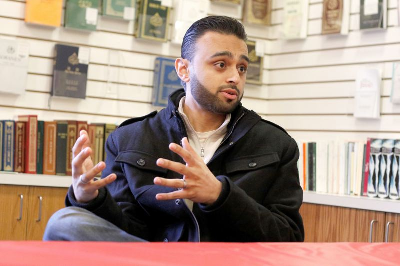 Tigard Muslims combat extremism at conference