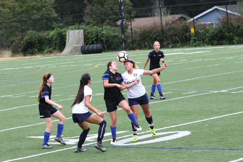 Lake Oswego Soccer Club hosted the annual Nike Cup for the 16th year in a  row, drawing hundreds of team from all over the region in one of the most  highly ...