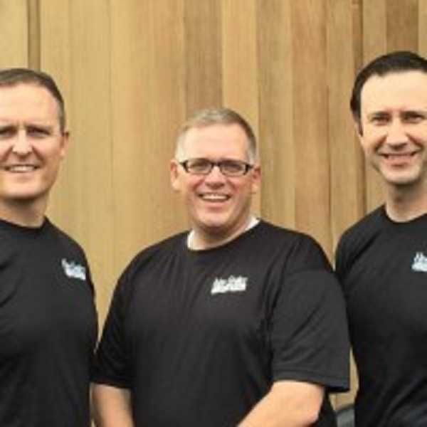 NEW SMILES DENTAL - Nathan Doyel, DMD; Benjamin Aanderud, DMD; and Richard McKinney, DMD.