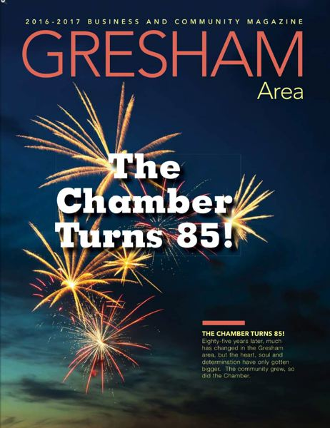 Gresham Area Guide 2016