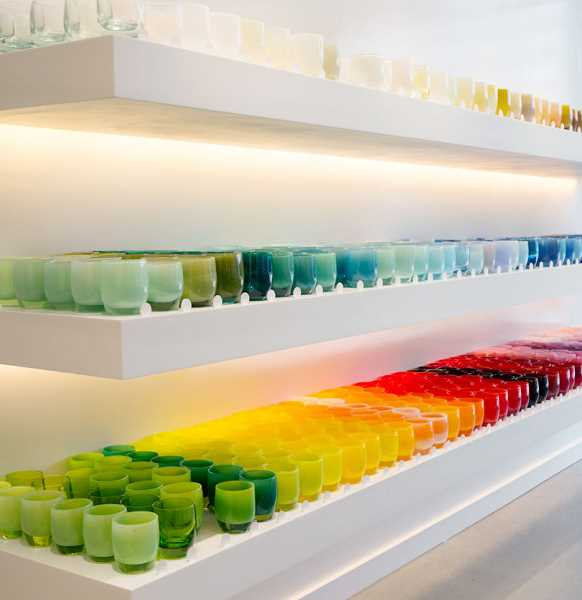 SUBMITTED PHOTO - Ten percent of all glassybaby sales at the new Lake Oswego store will be donated to the Childrens Cancer Alliance, in support of programs that deliver joy to children and teens facing serious illnesses.