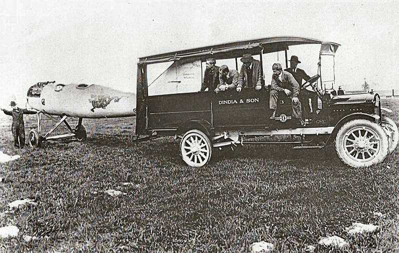 Before there was a Casting Pond: Westmoreland's airfield
